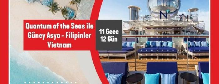 Cruises in Turkey is one of Mertesacker'in Beğendiği Mekanlar.