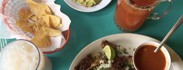San Jalisco is one of The 14 Most Underrated Brunches In San Francisco.