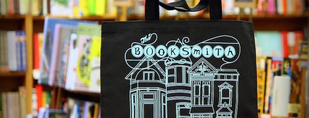 The Booksmith is one of The 12 Best Independent Bookstores In SF.
