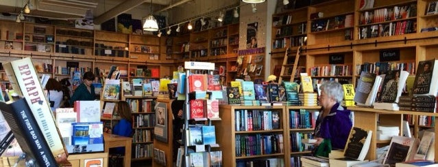 Book Passage is one of The 12 Best Independent Bookstores In SF.