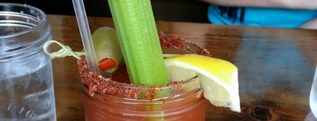 The Tipsy Pig is one of The 13 Best Bloody Marys In San Francisco.