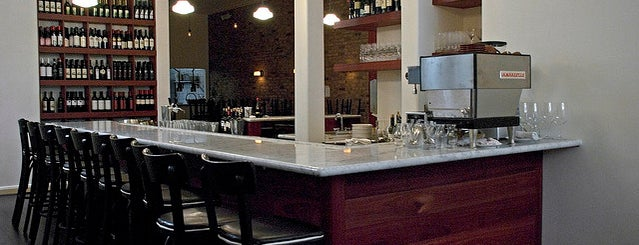 Uva Enoteca is one of SF Happy Hour.