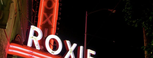 Roxie Cinema is one of to-do in sf.
