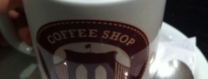 Brooklyn Coffee Shop is one of CWB - Cafés.