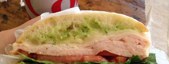 The Original Sandwich Shoppe is one of Manhattan To-Do's (Between Houston & 34th Street).
