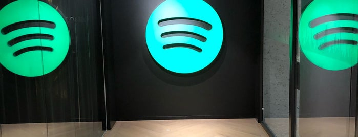 Spotify Urban Escape is one of Stockholm.