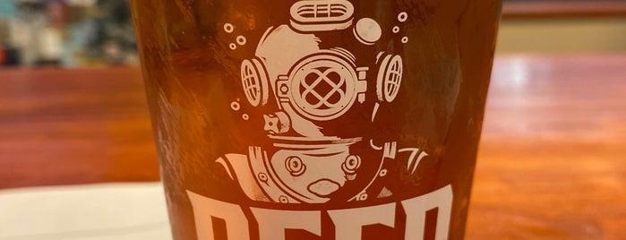 Deep Brewing Company is one of สถานที่ที่ Michael ถูกใจ.
