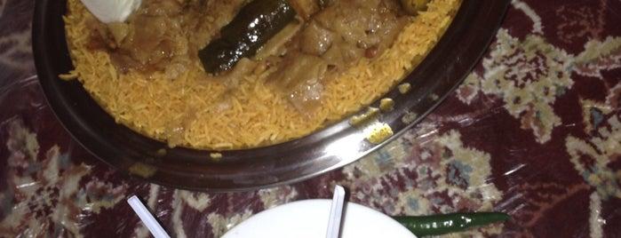 مطعم توازن للاكلات الحايلية is one of Riyadh Traditional Resaurants.