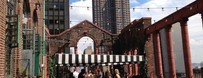 Pod 39 Rooftop Bar is one of The Best Places to Drink Outdoors in New York.