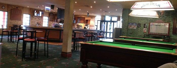 The Croydon Hotel is one of Damian : понравившиеся места.