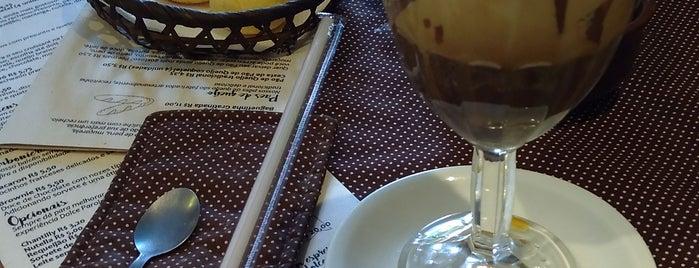 Cafeteria Dolce Parola is one of Lugares favoritos de Pedro.