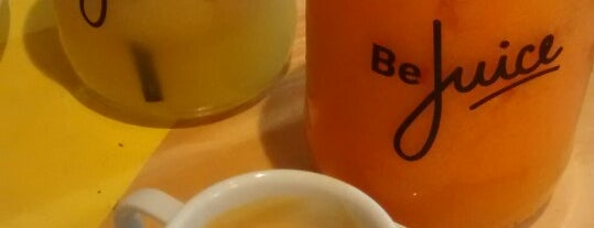 Be Juice is one of Hipster Food @ Baires.