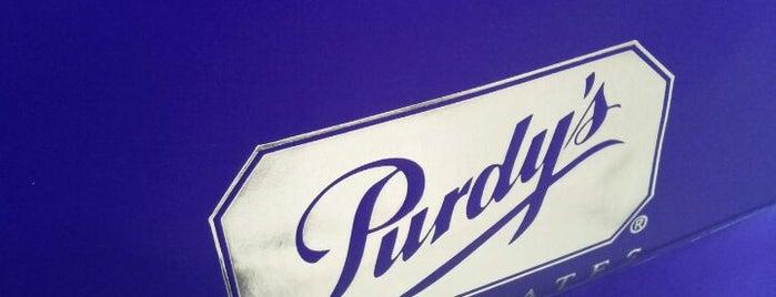 Purdys Chocolatier is one of Beth : понравившиеся места.