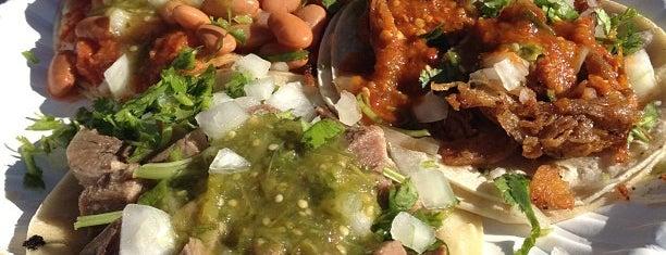El Gallo Giro (Taco Truck) is one of Latin Eating.