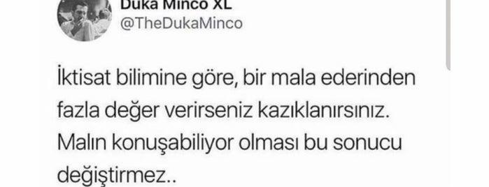 Merkez Lokantası is one of GURME LEZZETLER (ESNAF & SALAŞ).