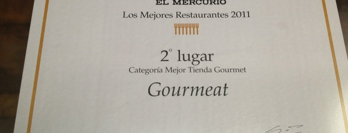 GourMeat is one of Orte, die Patricio gefallen.