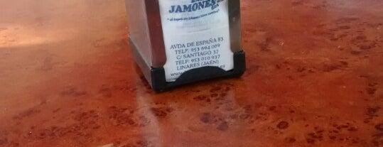 Bar Los Jamones is one of Sitios donde he comido bien.
