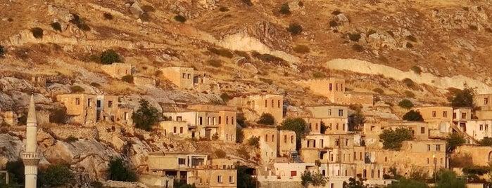 Halfeti Batık Şehir is one of Tempat yang Disukai Yılmaz.