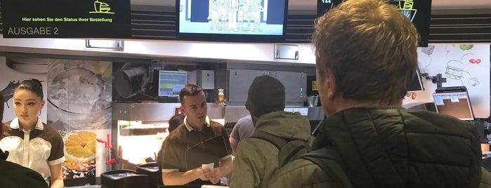McDonald's is one of สถานที่ที่บันทึกไว้ของ Jens.
