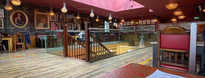 Portello Lounge is one of Nottingham.