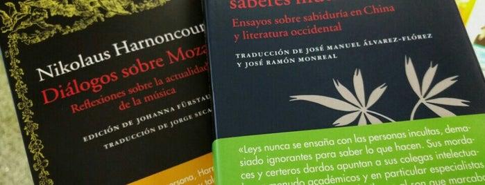 Librería Antonio Machado is one of Madrid.