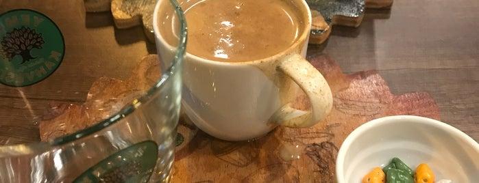 Yemen Kahvesi is one of Turgut Emre'nin Beğendiği Mekanlar.