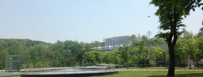 National Library of Korea is one of life of learning.