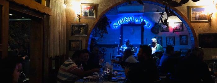 Kumsal & İnci Restaurant is one of Gastro Meyhaneler 1.
