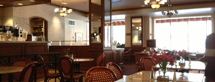 The Café at the Pfister is one of Milwaukee Restaurants.