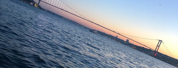 İnci Bosphorus is one of Istanbule likes.