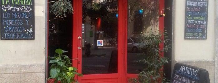 La Ronería is one of bcn bar.