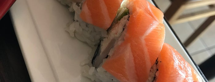 California Roll Factory is one of USA Los Angeles.