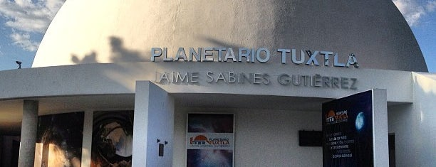 Planetario is one of Lieux qui ont plu à Lupita.