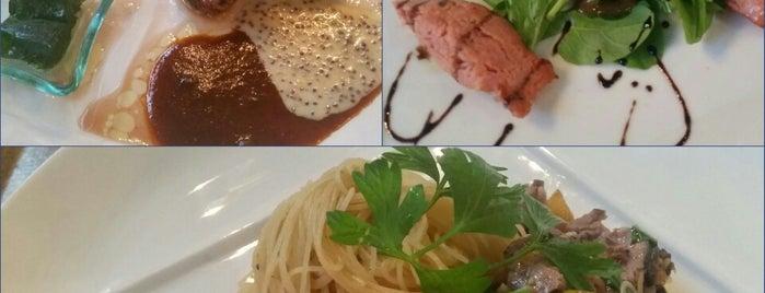 Fuzio, Stylish Italian Cuisine is one of Napさんの保存済みスポット.