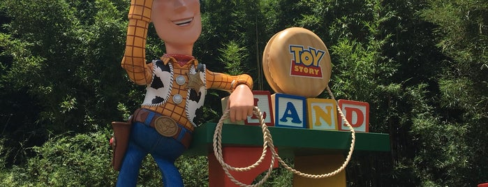 Toy Story Land is one of Posti che sono piaciuti a Ishka.