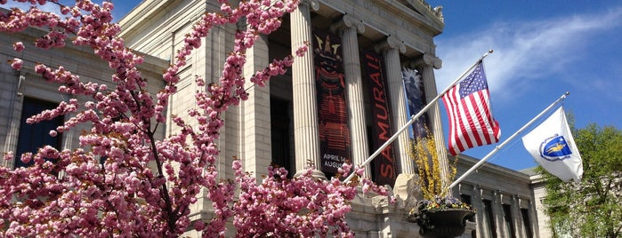Museo de Bellas Artes is one of Boston.