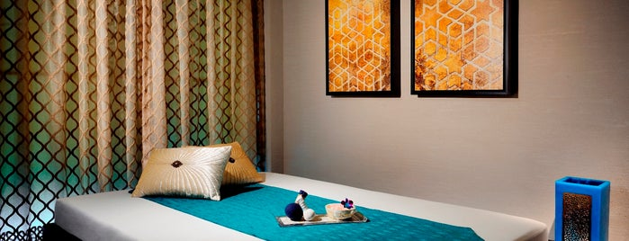 Saray Spa is one of DXB.
