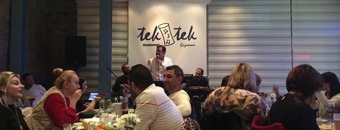 Tek Tek Meyhanesi is one of MEYHANELER.