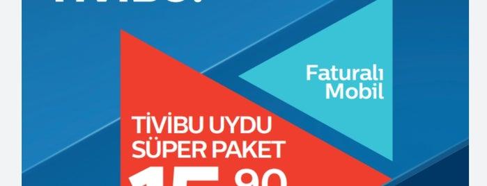 Türk Telekom is one of Locais curtidos por Halil.