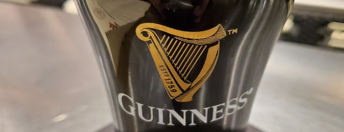 Guinness Open Gate Brewery & Barrel House is one of Adamさんのお気に入りスポット.