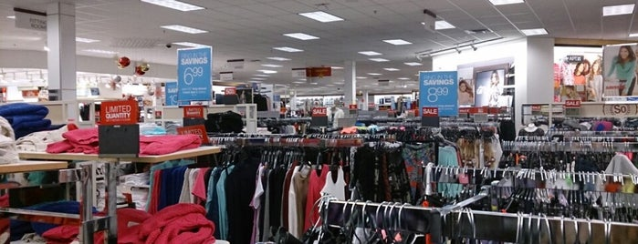 Kohl's is one of Chad's Liked Places.