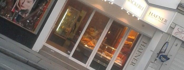 Bäckerei Hafner is one of Locais curtidos por Karl.