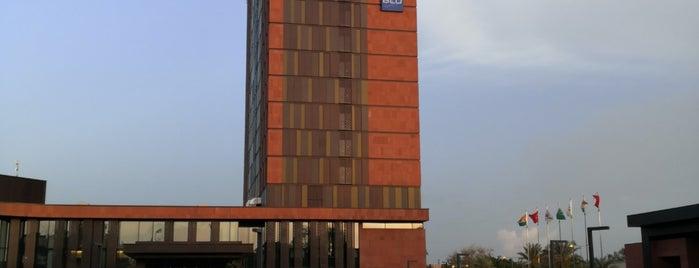 Radisson Blu - Niamey is one of Alperen 님이 좋아한 장소.