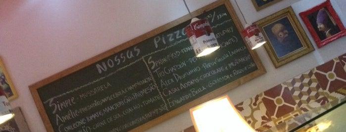 Simple Pizza em Pedaços is one of Marcos K. : понравившиеся места.