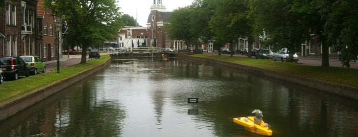 Weesp is one of The Nederlands.