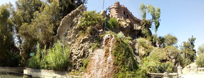 Cerro Santa Lucía is one of Posti che sono piaciuti a Janeth.