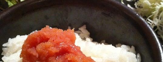 博多もつ鍋 やまや 梅田店 is one of 行って食べてみたいんですが、何か?.