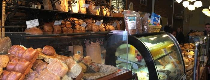 Amy's Bread is one of Lugares favoritos de David.