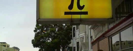 Pi Bar is one of SF.