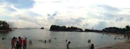 Siloso Beach is one of Neu Tea's Nav.